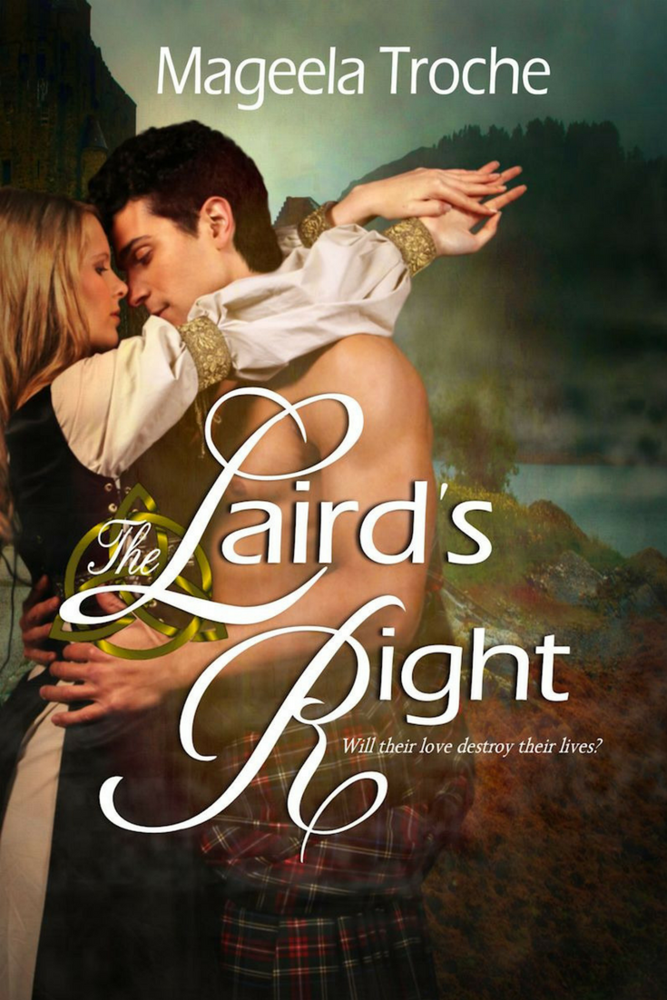 The Laird's Right Cover A Medieval Scottish Romance